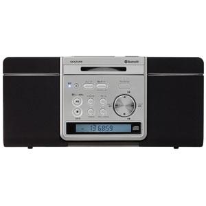 SDB-4341-K コイズミ Bluetooth搭載CDラジオ KOIZUMI