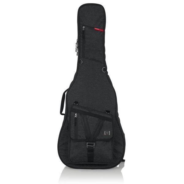 GT-ACOUSTIC-BLK ゲーター ギターケース(チャコールブラック)アコースティックギター用 GATOR [GTACOUSTICBLK]【返品種別A】