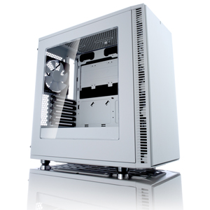 FD-CA-DEF-MINI-C-WTW Fractal Design ミドルタワー型PCケース(ホワイト) Define Mini C Windowシリーズ