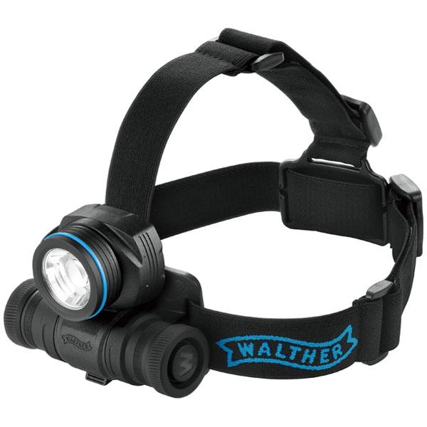 HL17(ワルサープロ) ワルサープロ LEDヘッドライト 235ルーメン WALTHER PRO