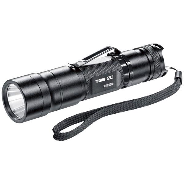 TGS20 ワルサープロ LED懐中電灯 300ルーメン WALTHER