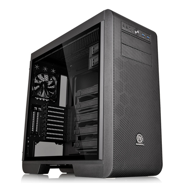 CA-1C6-00M1WN-03 Thermaltake ATX対応PCケース Core V51 TG