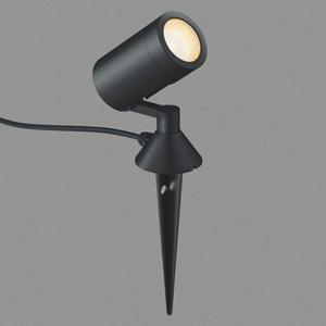 【エントリーでP5倍 8/9 1:59迄】AU42387L コイズミ LEDスパイクスポットライト KOIZUMI