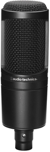 AT2020 オーディオテクニカ サイドアドレスマイクロホン audio-technica
