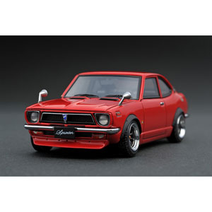 1/43 Toyota Sprinter Trueno (TE27) Red【IG0740】 ignitionモデル