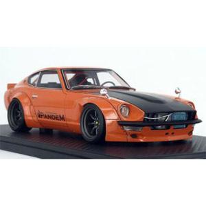 1/43 PANDEM S30 Z Orange【IG1245】 ignitionモデル