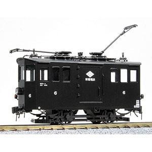 [鉄道模型]ワールド工芸 電気機関車 (HO) 16番 京福電鉄 テキ6 テキ6 京福電鉄 電気機関車 組立キット, クリーンテクニカ:26730a2b --- pecta.tj