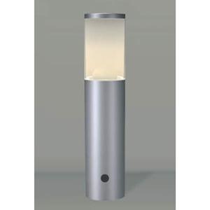 AUE664127 コイズミ LEDガーデンライト(シルバーメタリック)【要電気工事】 KOIZUMI