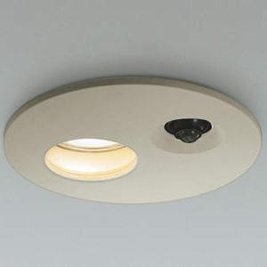 AUE651069 コイズミ LEDダウンライト(ウォームシルバー)【要電気工事】 KOIZUMI