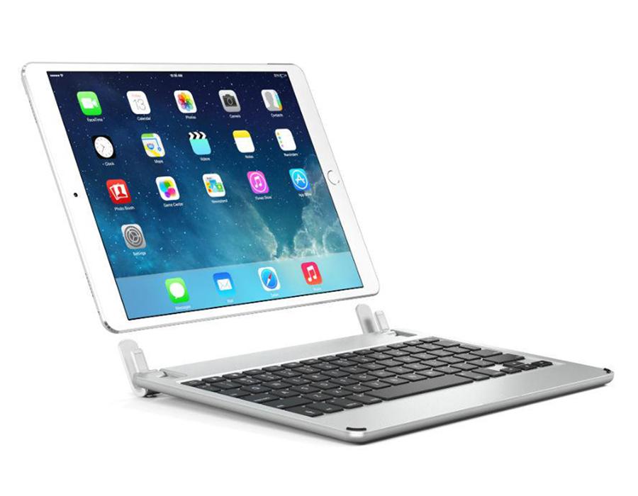 BRY8001 Brydge iPad Pro対応 10.5インチ用 Bluetoothキーボード(シルバー) Brydge ブリッジ 10.5 Silver