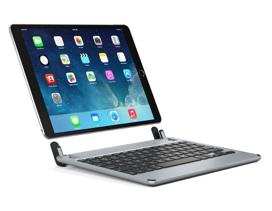 BRY8002 Brydge iPad Pro対応 10.5インチ用 Bluetoothキーボード(スペースグレー) Brydge ブリッジ 10.5 Space Gray