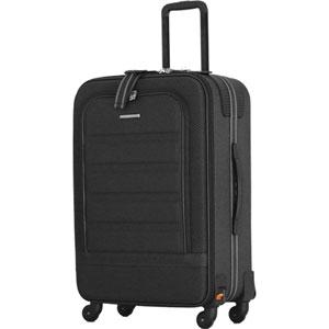YU1802TSブラツク シフレ スーツケース ソフトフレーム (ブラック)80L ESCAPE'S