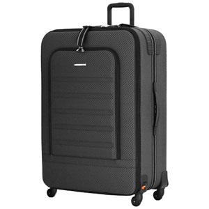 YU1805TSブラツク シフレ 【メーカー直送のみ】スーツケース ソフトフレーム (ブラック)138L ESCAPE'S