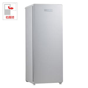 (標準設置料込)JF-NUF153A-S ハイアール 153L 冷凍庫(フリーザー)シルバー 【フリーザー】Haier
