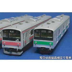 [鉄道模型]アクラス (HO)16番 FH-4051 国鉄(JR東日本・西日本) 205系直流通勤形電車 クハ204・クハ205形 組立キット(2輌セット)