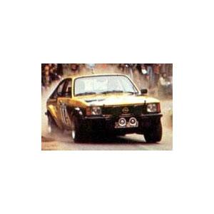 1/43 オペル カデット GT/E 1978年ラリー・ポルトガル 6位【RRal56】 トロフュー