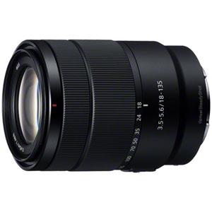 SEL18135 ソニー E 18-135mm F3.5-5.6 OSS ※Eマウント用レンズ(APS-Cサイズミラーレス用)