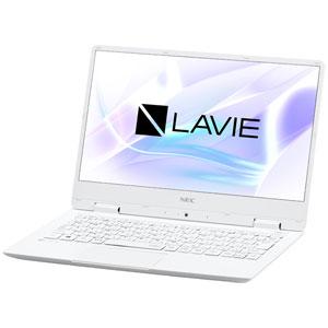 PC-NM550KAW NEC 12.5型ノートパソコン LAVIE Note Mobile NM550/KAシリーズ パールホワイト LAVIE 2018年 春モデル(Core i5/メモリ8GB/SSD256GB/Office H&B)