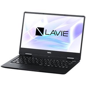 PC-NM550KAB NEC 12.5型ノートパソコン LAVIE Note Mobile NM550/KAシリーズ パールブラック LAVIE 2018年 春モデル(Core i5/メモリ8GB/SSD256GB/Office H&B)