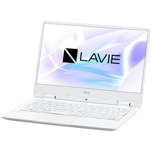 PC-NM560KAW-J NEC 12.5型ノートパソコン LAVIE Note Mobile NM560KA パールホワイト 【 Joshin オリジナルモデル 】(Core i7/メモリ8GB/SSD256GB/Office H&B)