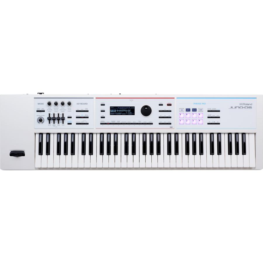 JUNO-DS61W ローランド 61鍵シンセサイザー(ホワイト) Roland