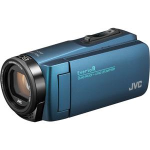 GZ-R480-A JVC ハイビジョンメモリームービー「GZ-R480」(ネイビー)