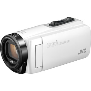 GZ-R480-W JVC ハイビジョンメモリームービー「GZ-R480」(ホワイト)