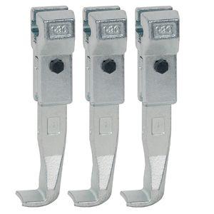 1-90-S KUKKO 30-1・30-10用標準アーム100mm(3本組) クッコ