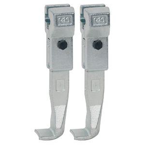卸売り 2-150-P KUKKO 業界No.1 20-2 20-20用標準アーム150mm 2本組 クッコ