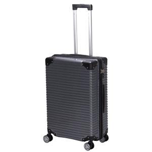 TRI2064-61ガンメタ シフレ スーツケース ハードフレーム (ガンメタ) 68L