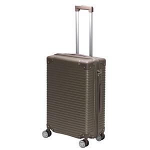 TRI2064-61マツトゴ-ルド シフレ スーツケース ハードフレーム (マットゴールド)68L