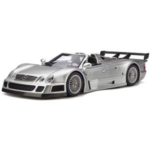 1/18 メルセデスベンツ CLK GTR ロードスター(シルバー)【GTS155】 GTスピリット