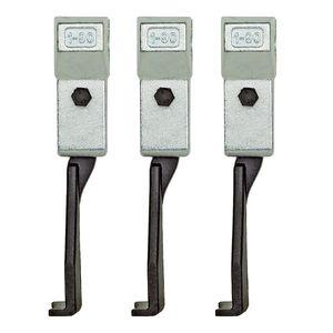 1-91-S KUKKO 30-1-S・30-10-S用アーム100mm(3本組) クッコ