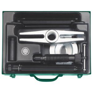 818-100 KUKKO 油圧式ベアリングプーラーセット(ベアリング径22-115mm) クッコ