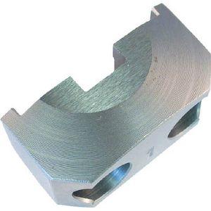 SN-600B-UK サンワ 電動工具替刃 ハイニブラSN-600B用受刃 板金切断機用替刃