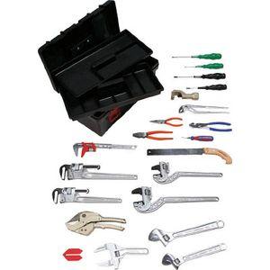 H4000S スーパーツール プロ用配管工具セット(スタンダードタイプ) 整備用工具セット