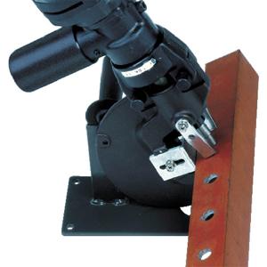 IS-A14P 育良精機 アングルコンポATパンチャ 電動油圧マルチツール