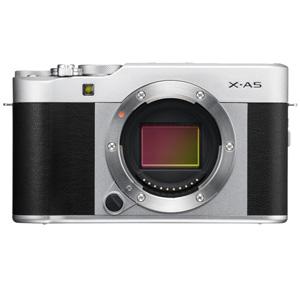 FX-A5S 富士フイルム デジタル一眼カメラ「X-A5」ボディ(シルバー)