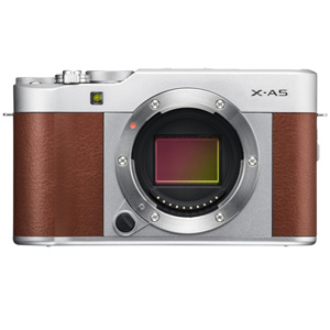 FX-A5BW 富士フイルム デジタル一眼カメラ「X-A5」ボディ(ブラウン)