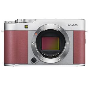 FX-A5P 富士フイルム デジタル一眼カメラ「X-A5」ボディ(ピンク)