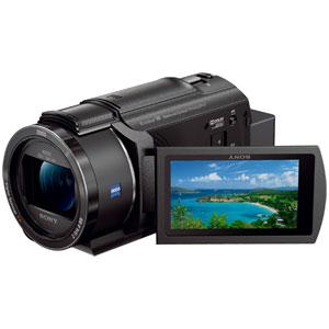 FDR-AX45-B ソニー デジタル4Kビデオカメラ「FDR-AX45」(ブラック)