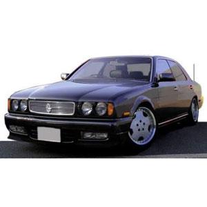 1/43 Nissan Cedric (Y32) Gran Turismo Ultima Black【IG1260】 ignitionモデル