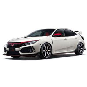 1/18 Honda CIVIC (FK8) TYPE R White【IG1446】 ignitionモデル
