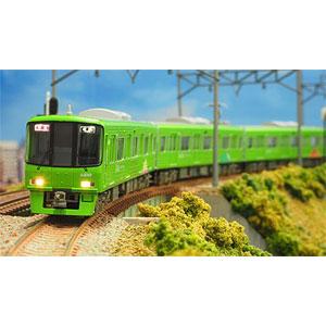 [鉄道模型]グリーンマックス (Nゲージ) 50597 京王8000系(大規模改修車・高尾山トレイン) 基本6両編成セットII (動力付き)