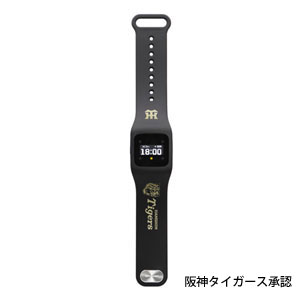 SA-BY004 シャープ 腕時計型ウェアラブル端末(ブラック) funband(ファンバンド) 阪神タイガースモデル [SABY004]【返品種別A】