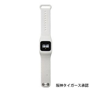 SA-BY005 シャープ 腕時計型ウェアラブル端末(ホワイト) funband(ファンバンド) 阪神タイガースモデル [SABY005]【返品種別A】