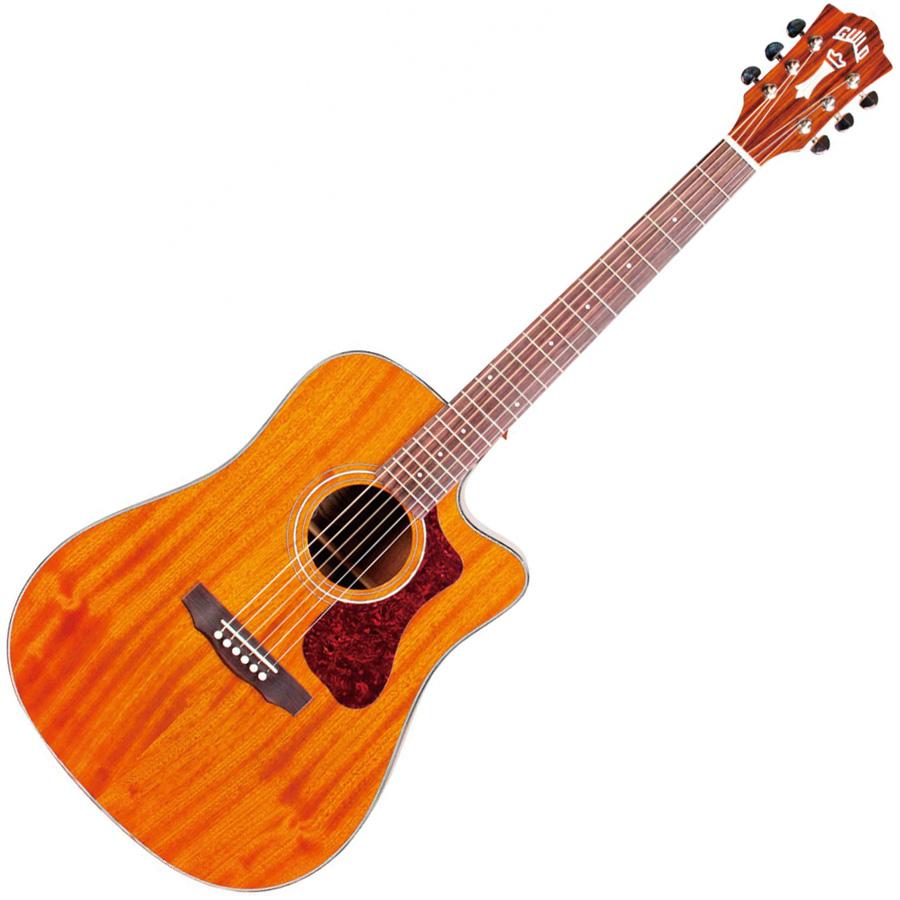D-120CE NAT ギルド エレクトリックアコースティックギター(ナチュラル) GUILD