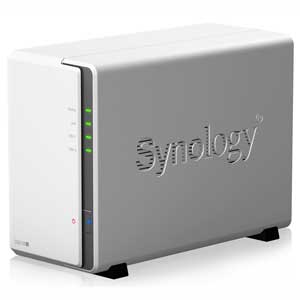 DS218J Synology 2ベイオールインワンNASキット DiskStation DS218j