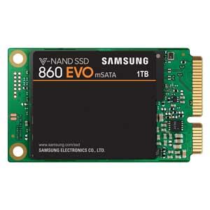 MZ-M6E1T0B/IT サムスン Samsung SSD 860 EVO mSATAシリーズ 1.0TB(ベーシックキット)