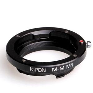 M-M M1 KIPON KIPON マウントアダプター M-M M1 (ボディ側:ライカM/レンズ側:ライカM)